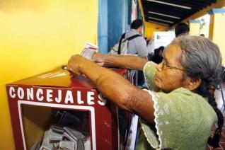 Voto Oaxaca