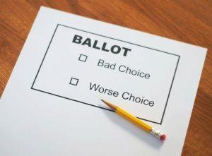 Votar ¿Cómo?. By jppi.