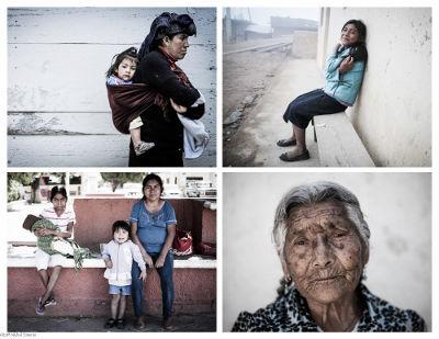 Mujeres en México. Fotografía por Nikhol Esterás Photography