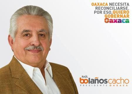 Raúl Bolaños Cacho, así como dice una cosa hace otra.