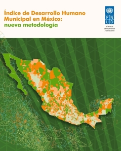 porta del IDH Municipal en México