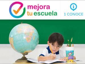 Mejora tu escuela. www.mejoratuescuela.org